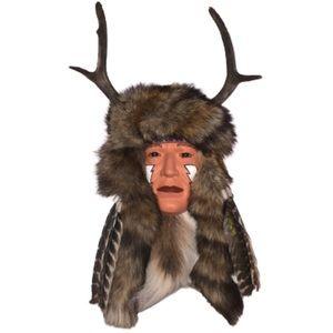Vintage ( 90's) Deer Mask ( Coyote Fu…
